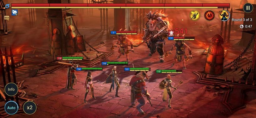 RAID: Shadow Legends cheats and tips - Important tips for combat