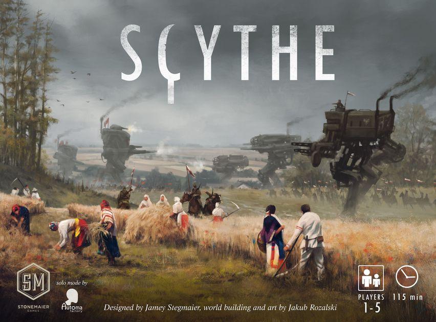 Scythe: Digital Edition icon