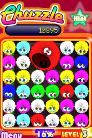 PopCap releases Chuzzle for iPhone