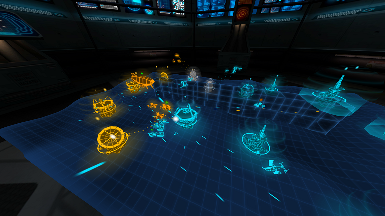 VR Strategy Tactera releasing on Gear VR at the end of this month
