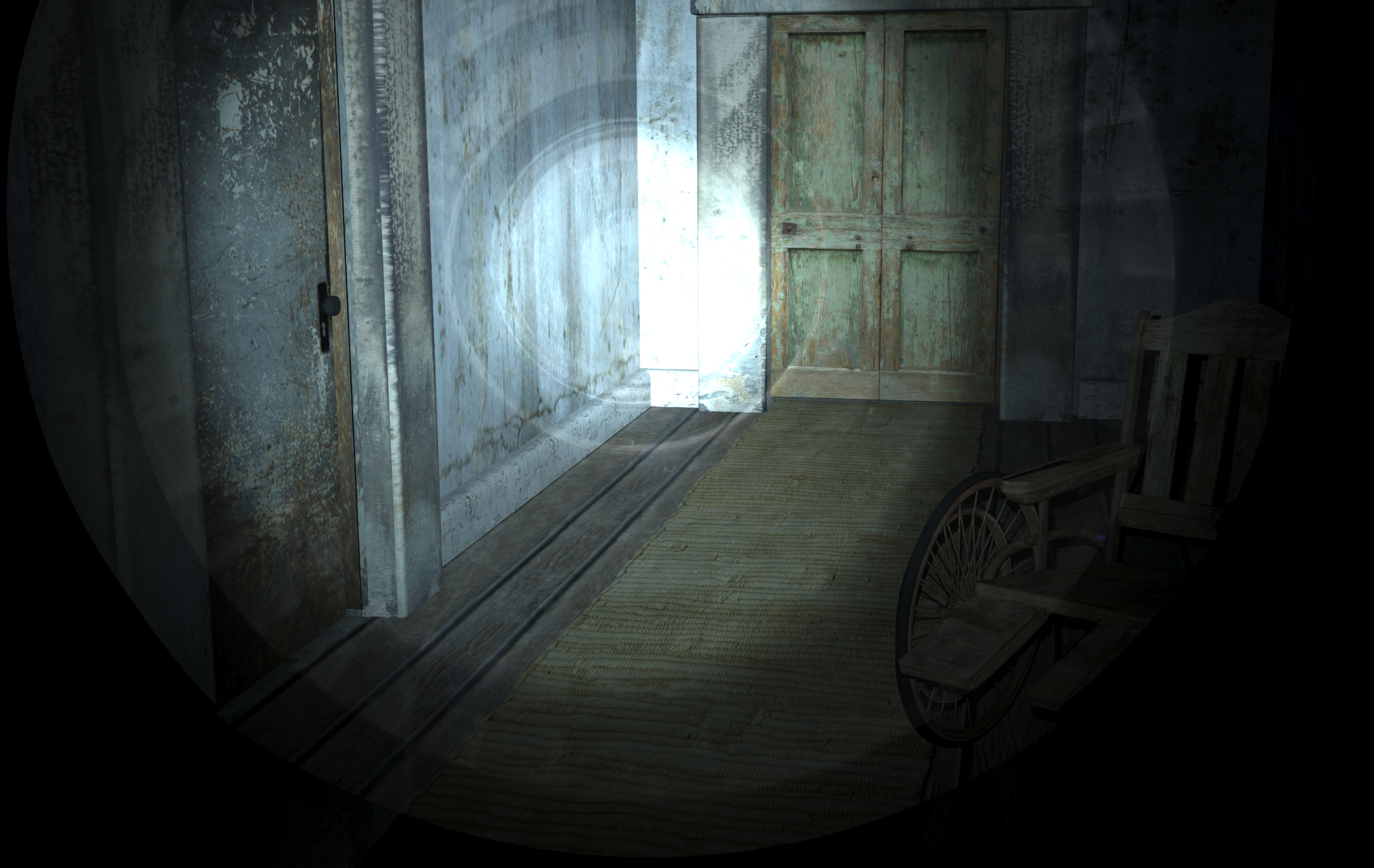 Glitch Games announces creepy point and click The Forgotten Room, teaser released