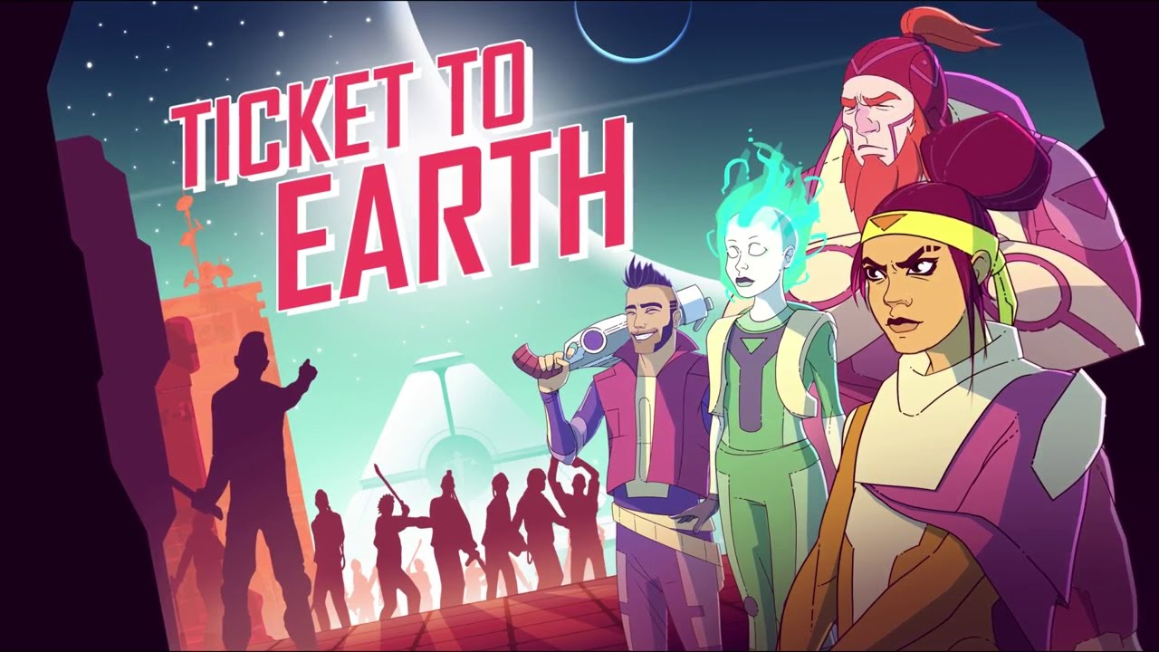 Hot Five: we're spoiled for choice with indie games, Clash Royale gets an update, and Ticket to Earth is amazing
