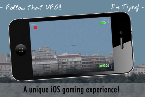UFO on Tape gets iPad support, more features planned