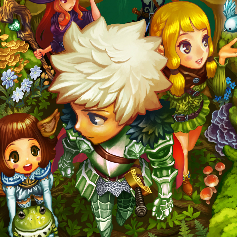 Dragon Blaze, GAMEVIL's hugely popular action RPG, is out now on iOS and Android