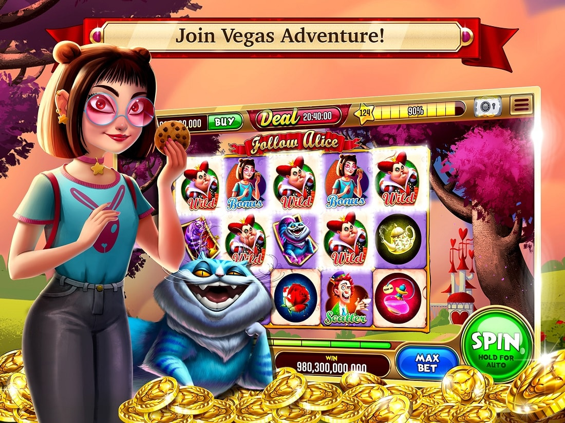 Slots Panther Vegas offers a no-risk social gambling experience on mobile