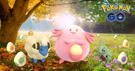 Earn double Stardust, triple XP on new Pokemon, and more in Pokemon GO's upcoming equinox event