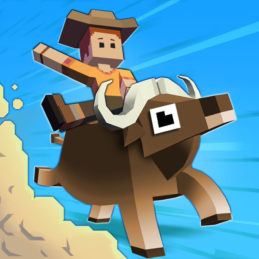 How to unlock every animal in Rodeo Stampede