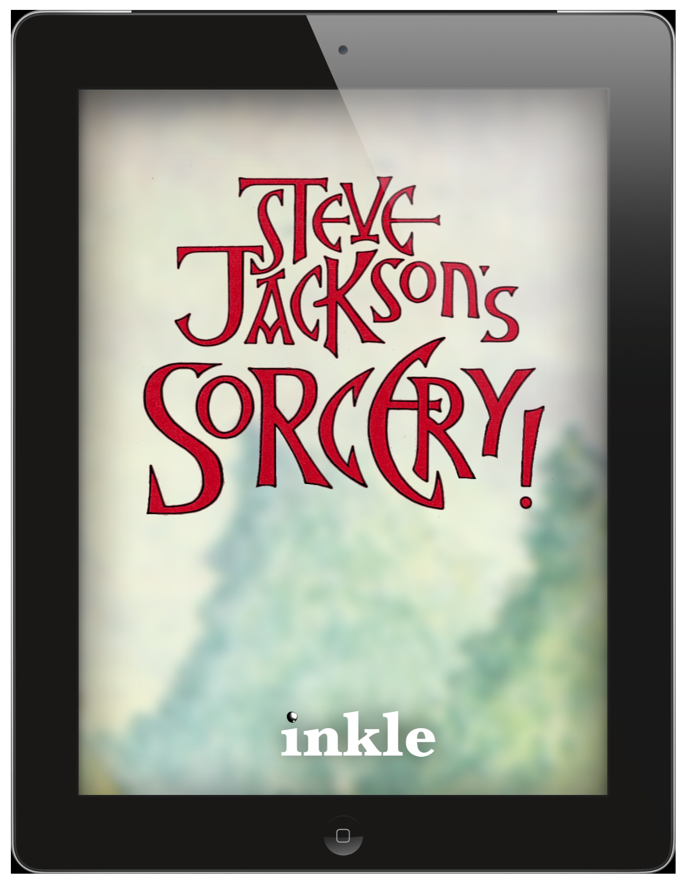 inkle Studios will bring Sorcery! gamebooks to life on iOS