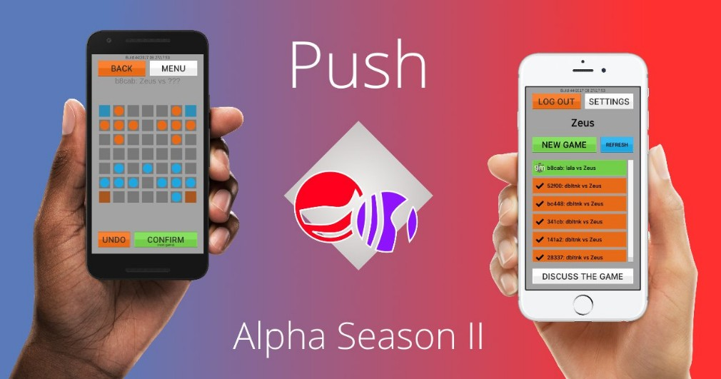 PGC London 19: Push is a mix of a board game and a puzzler that pushes the right buttons