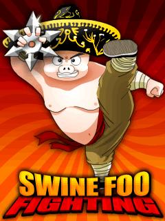Swine Foo Fighting