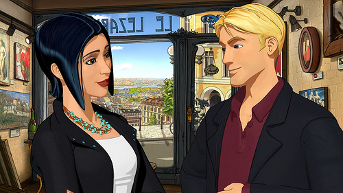 Broken Sword 5 - the Serpent's Curse comes to Apple TV with some extra goodies