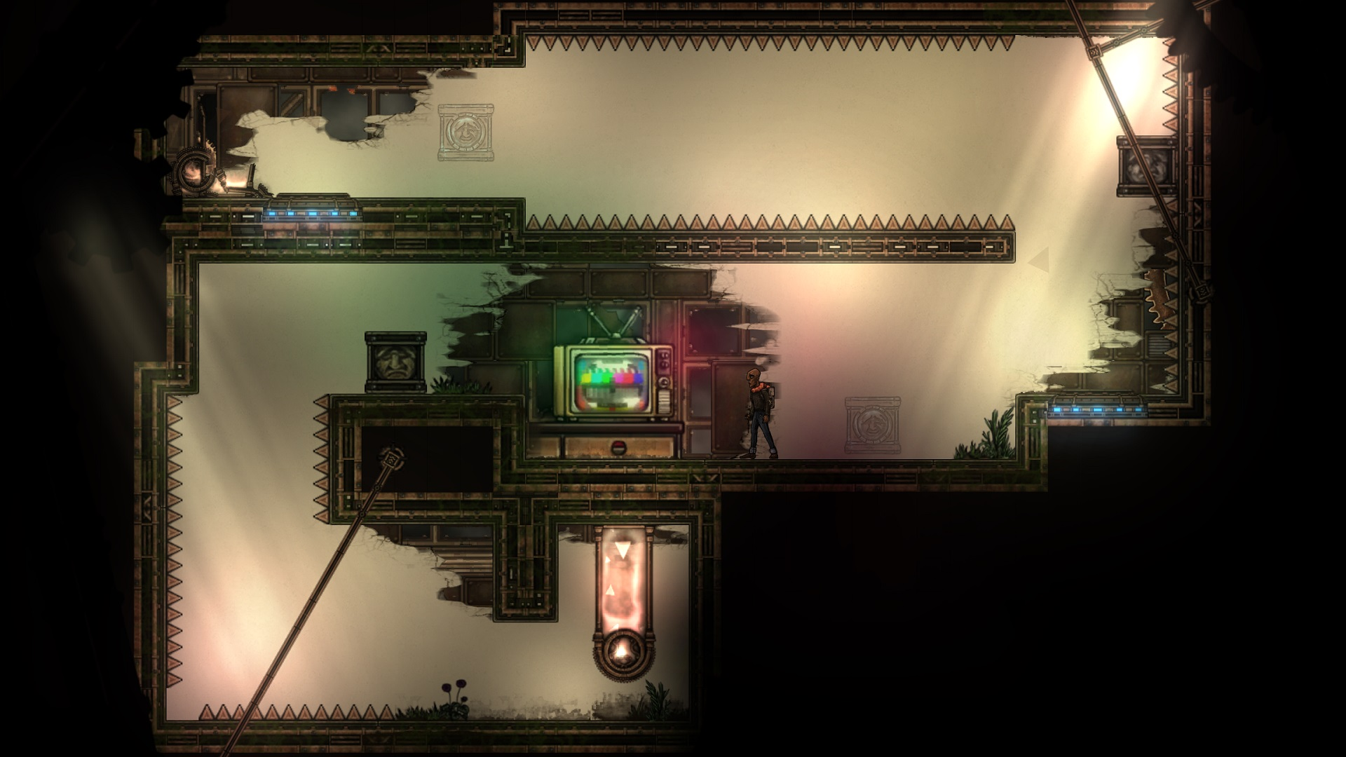 Bronze Award-winning platformer In Between drops to its lowest price yet