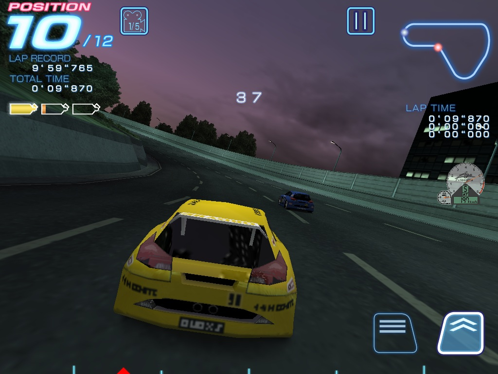 Namco jump starts Ridge Racer Accelerated with upcoming iPad release