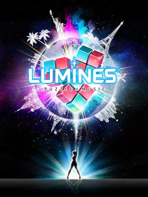 Lumines: Puzzle & Music icon