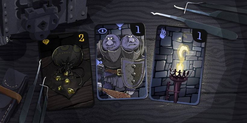 Tiny Touch Tales reveals a colorful new card game for iOS and Android