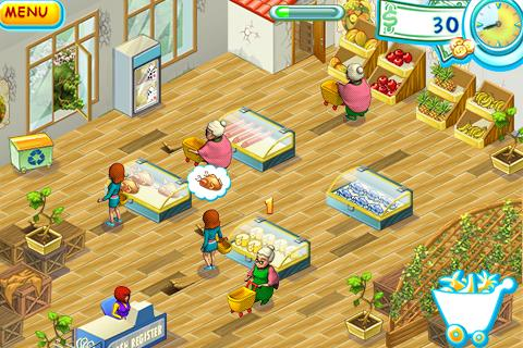 G5 Entertainment's casual titles like Supermarket Mania heading to Android
