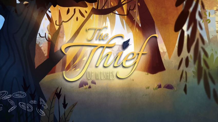 The Thief of Wishes is a striking interactive storybook, coming to iOS this autumn