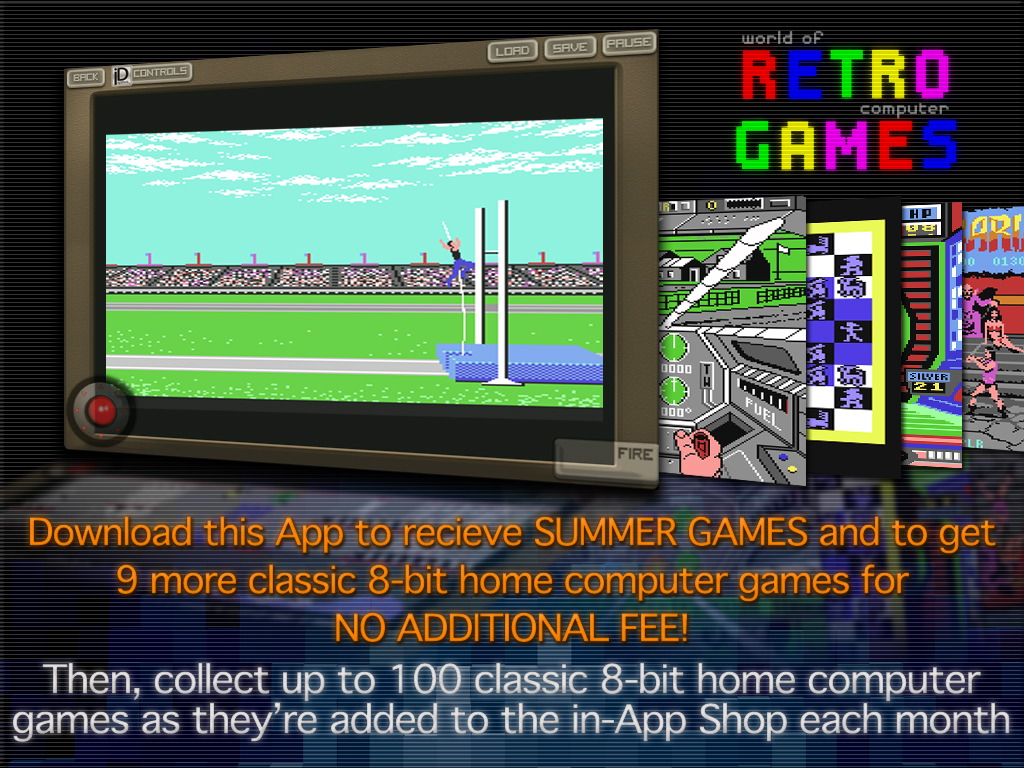 World of Retro Computer Games to be re-released on iPhone and iPad next weekend