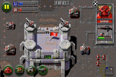 Kavcom updates the iOS version of Z The Game with a new multiplayer mode