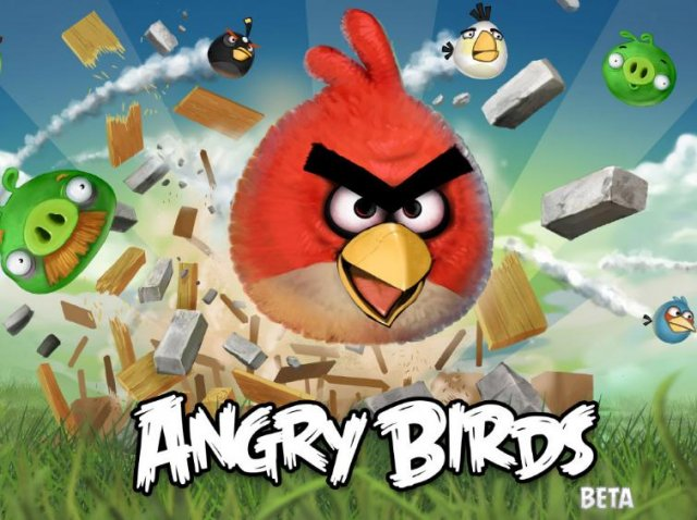 Angry Birds for Google+ Chrome Dimension video guide