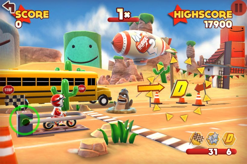 Hello Games: Joe Danger Touch is coming 'real soon'