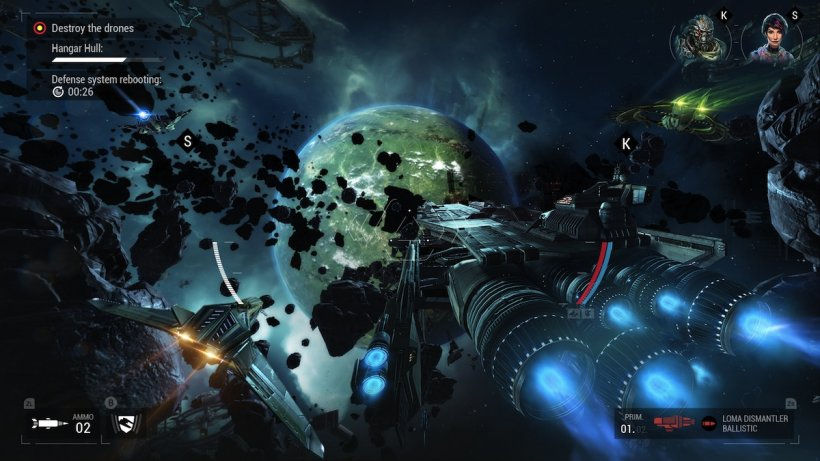Manticore - Galaxy on Fire Switch review - Is this a shooting star or will it go up in flames?