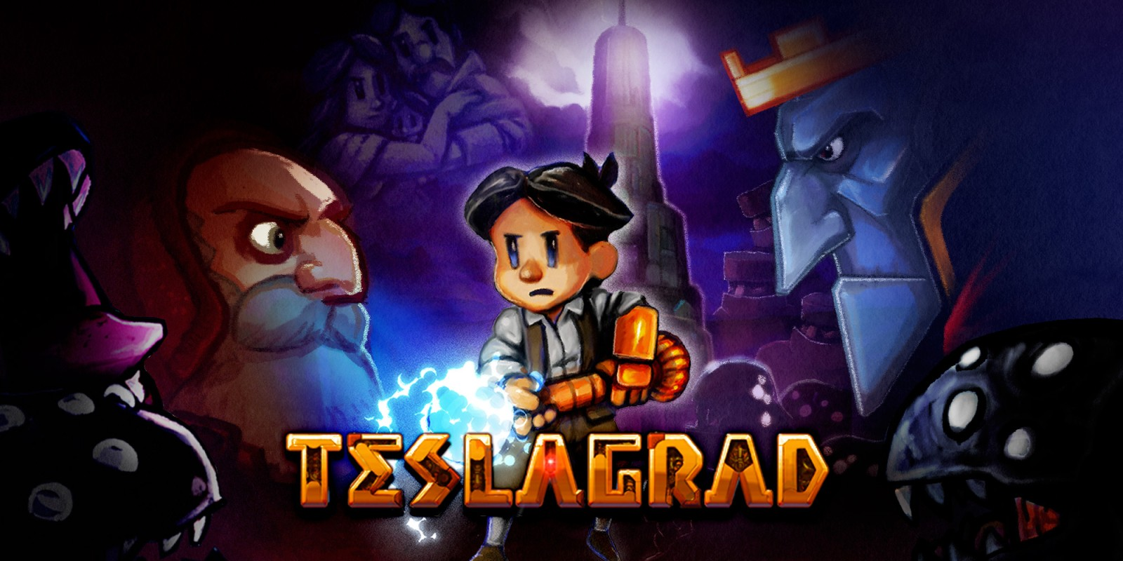 Is PC Metroidvania Teslagrad coming to iOS?