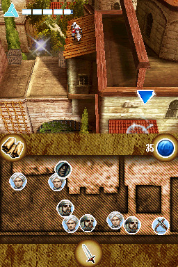 Assassin S Creed Ds Named As Altair S Chronicles Articles