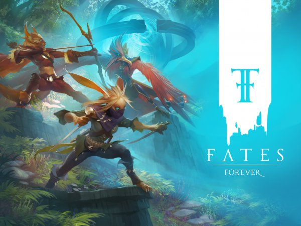 Fates Forever is OpenFeint creator Jason Citron's new touchscreen MOBA