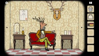 Rusty Lake Hotel looks like a surreal point-n-click take on The Grand Budapest Hotel