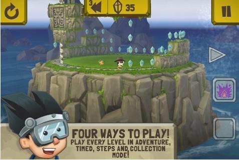 2.5D platform-puzzler Rinth Island bounds onto iOS tomorrow