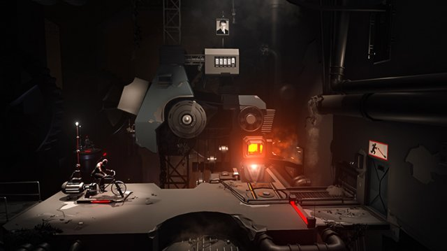Black: The Fall Switch review - A dystopian platformer with shades of Limbo