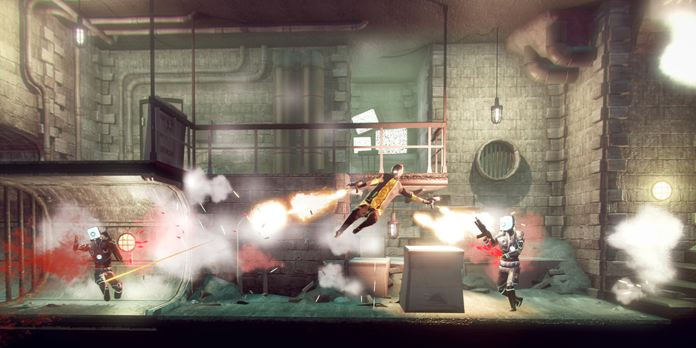 My Friend Pedro brings mindless fun and 80s action movie slapstick to the Switch