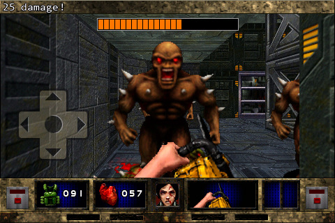 Doom II RPG out now on iPhone