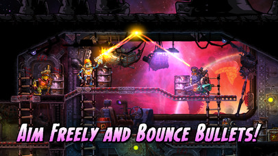 Steamworld Heist blasts its price down to £4.99/$4.99 again