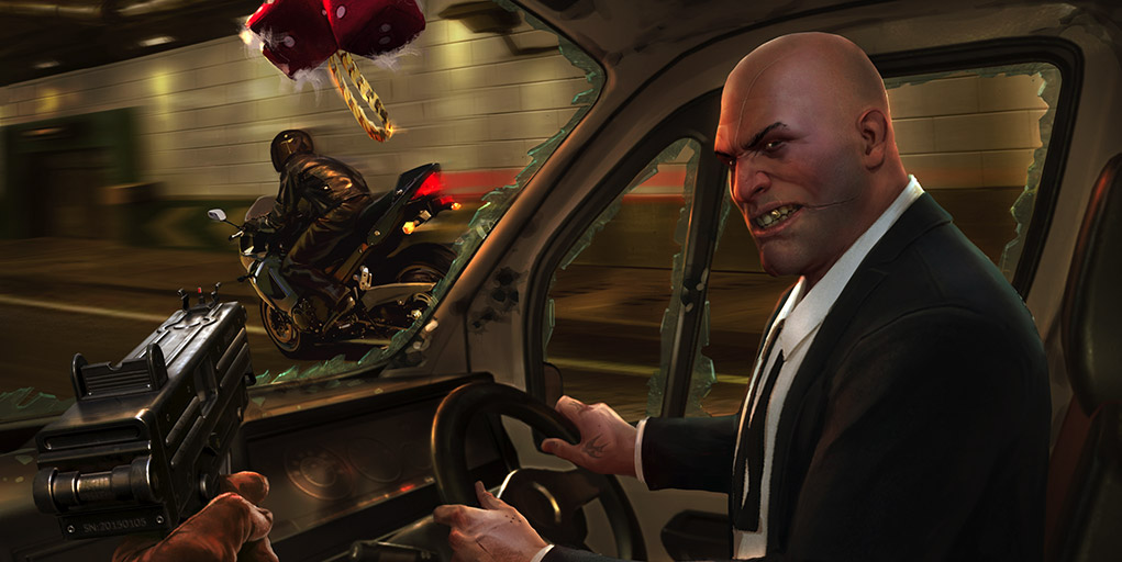 EGX 2015: PlayStation VR's 'Getaway' demo shows the reason you'll buy into virtual reality