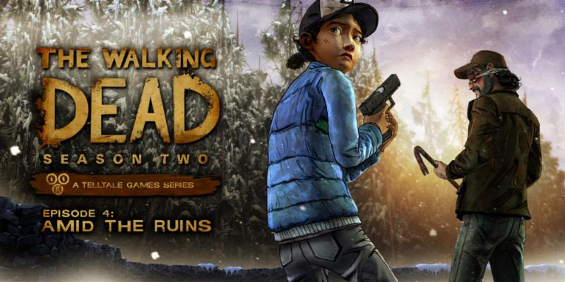 4th episode of The Walking Dead: Season 2 gets a new trailer and Vita, iOS release dates