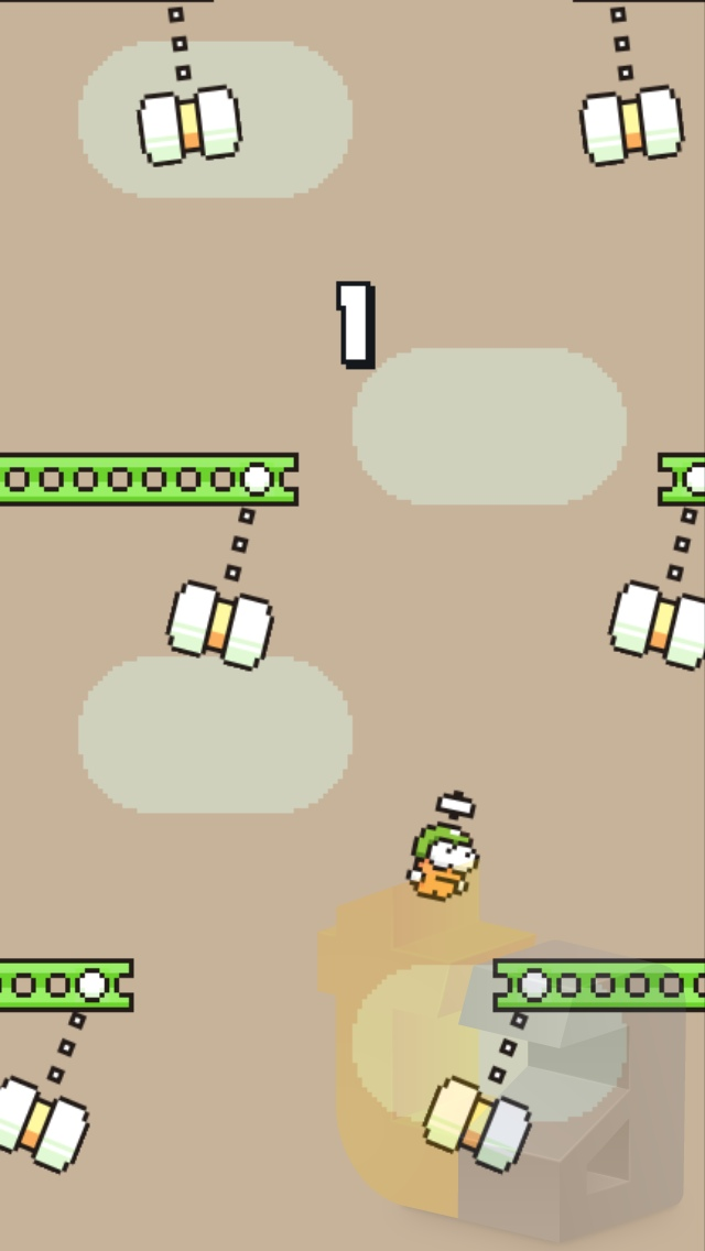 [Updated] Flappy Bird creator Dong Nguyen has been accused of copying another dev in order to create Swing Copters