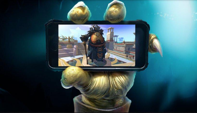 Hot off RuneFest's heels, RuneScape Mobile's Members beta is now live