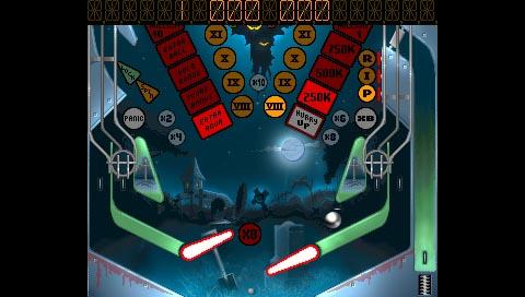 Amiga retro classic Pinball Dreams now on PSP Minis