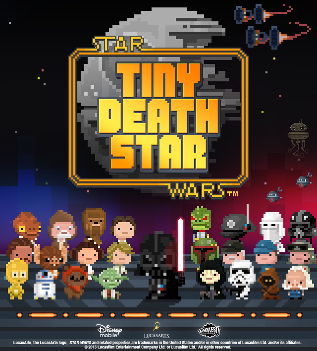 [Update] Build your own planet-destroying space station in NimbleBit and Disney's Star Wars: Tiny Death Star for iOS and Android