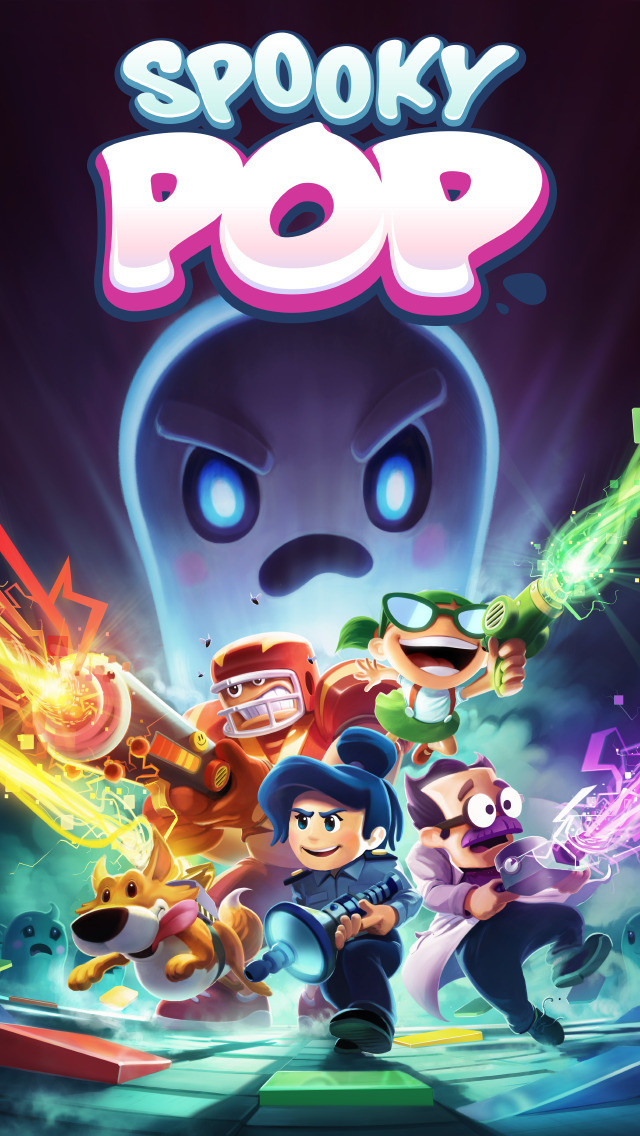 Spooky Pop is a haunted match-stuff puzzler from Clash of Clans dev Supercell that's just been soft launched on iPad and iPhone