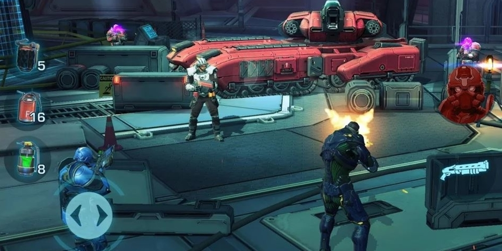 Sci-fi shooter sequel, Evolution 2: Battle for Utopia, out now for iOS & Android