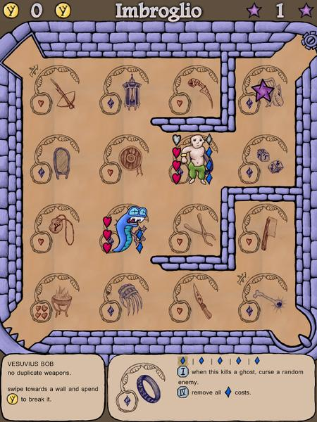 Liked 868-HACK? Try Michael Brough's latest game, Imbroglio, out now
