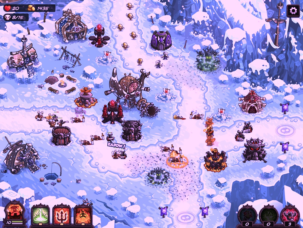 This right here is everything you need to know about Kingdom Rush Vengeance for iOS and Android