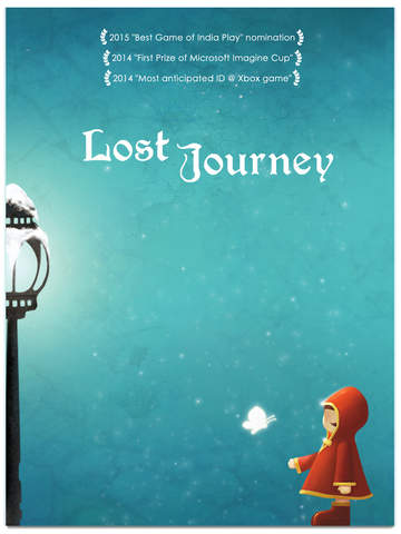 Lost Journey found its way to the App Store