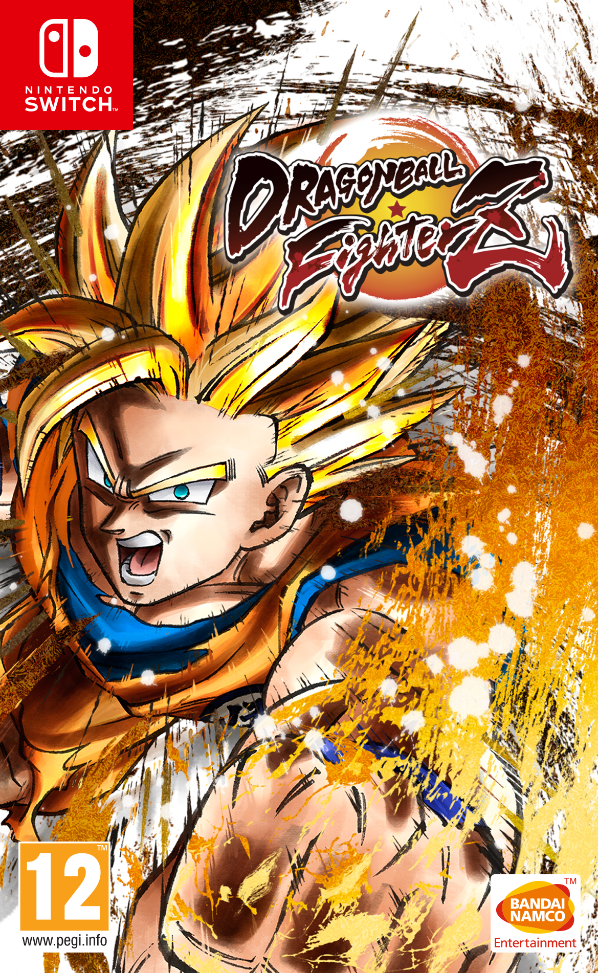 E3 2018 - Ridiculous 2D fighter Dragon Ball FighterZ is flying onto Switch sometime this year
