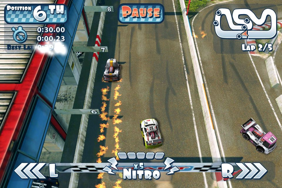 Скачать Игру Mini Motor Racing На Андроид