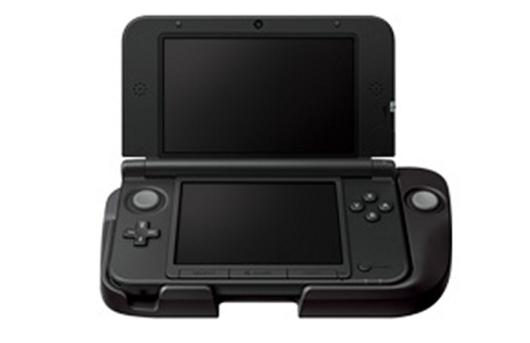 Nintendo releases 3DS Circle Pad Pro XL accessory for North America