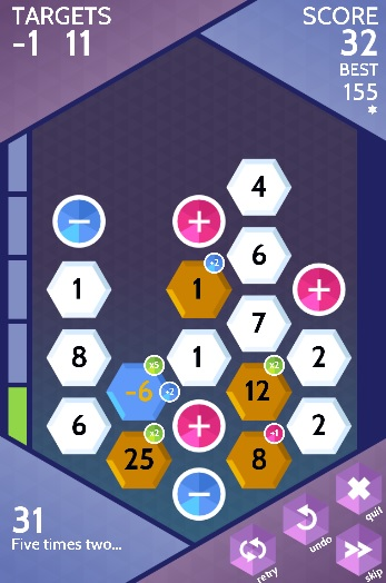 Free math puzzler Sumico launches on Android, iOS coming September